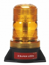 CTO15N-LED-110V Multi Voltage LED Amber Strobe Lights