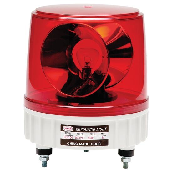 Cg 100 Model Revolving Light Ching Mars Warning Lights